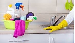 Cleaning-materials
